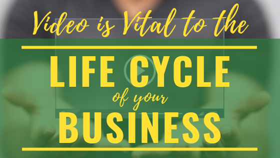 Video is Vital to the Life Cycle of Your Business